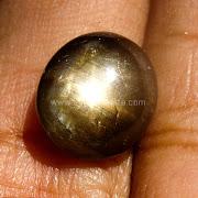 Batu Permata Black Sapphire - SP900