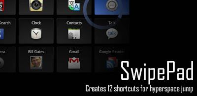 SwipePad Android Multitasking