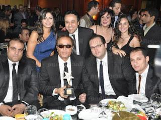 محمود عبدالعزيز ,احمد السقا , طوني خليفة , وسامو زين , الأفضل في «الفضائيات العربية»