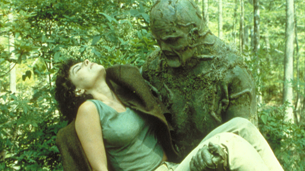 wes craven swamp thing
