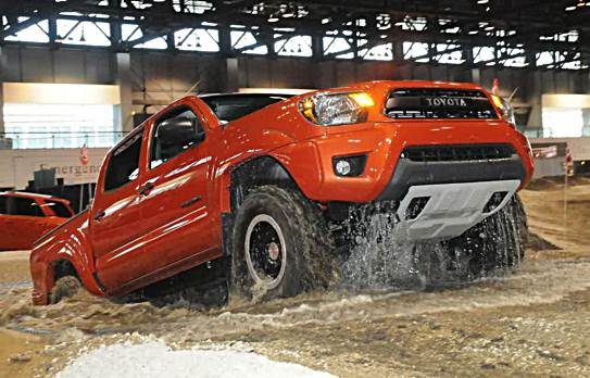 2016 Toyota Trucks