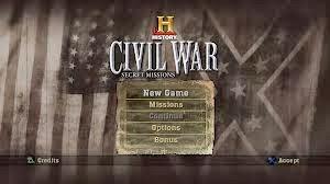 Civil War Secret Missions