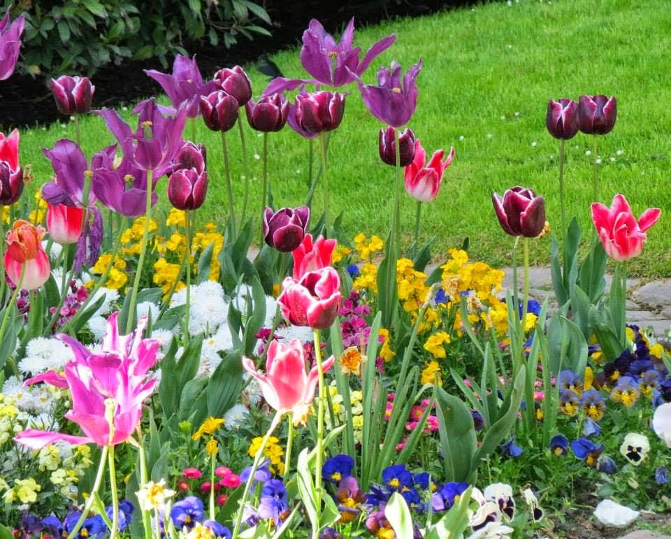 Dos jardins de Versalhes