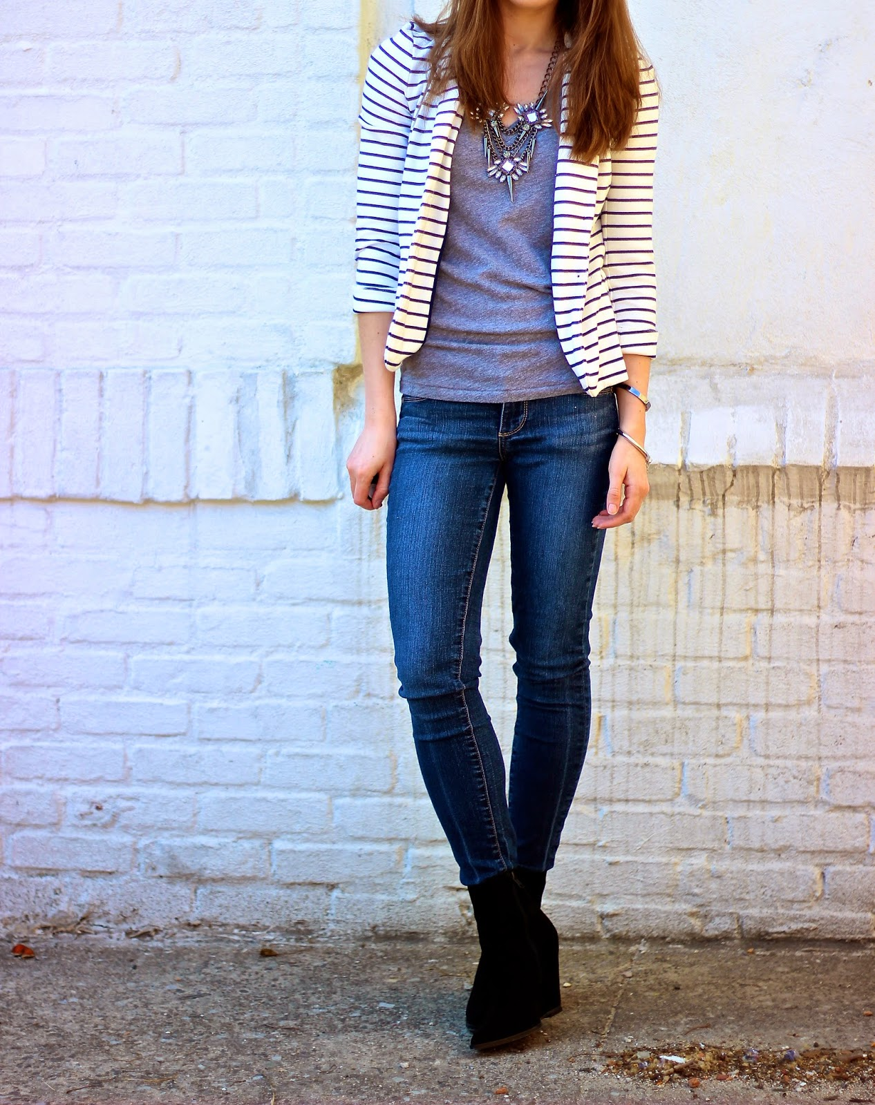Statement & Stripes
