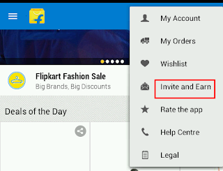 flipkart refer and earn trick