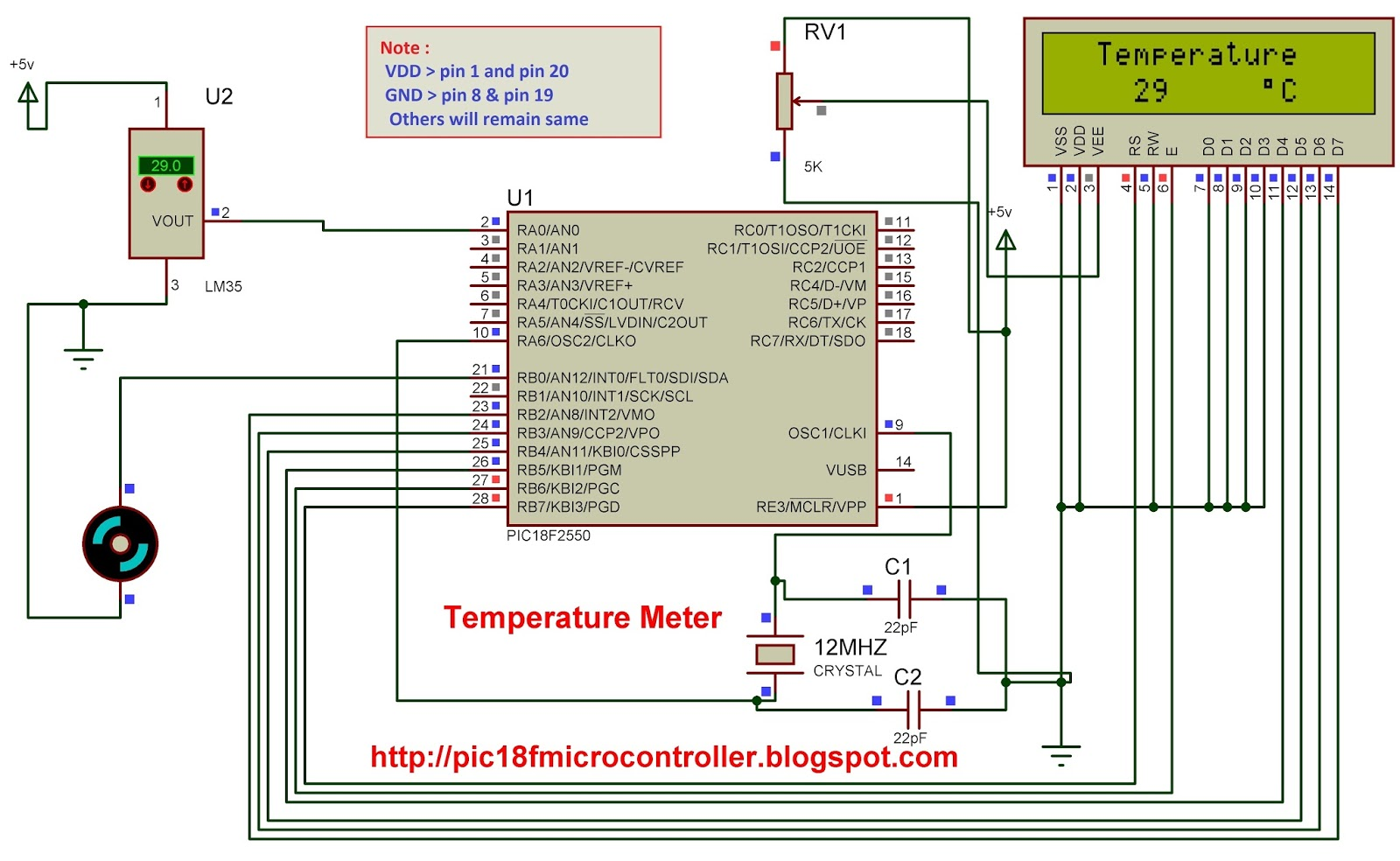 temperature sensor . In this project we will use LM35 temperature  #97B000