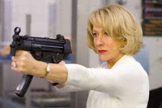Helen Mirren in a deleted scene from The Queen.