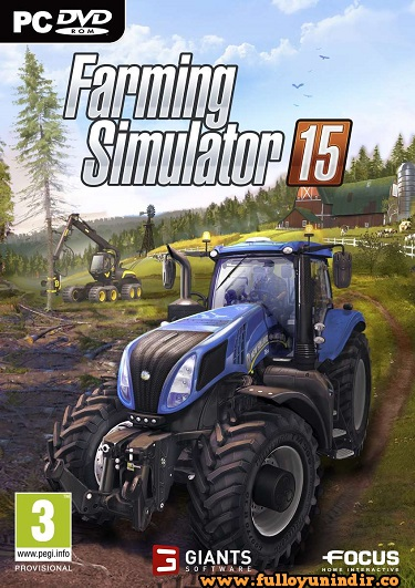 Farming Simulator 15  Official Expansion (GOLD) RELOADED Tek Link