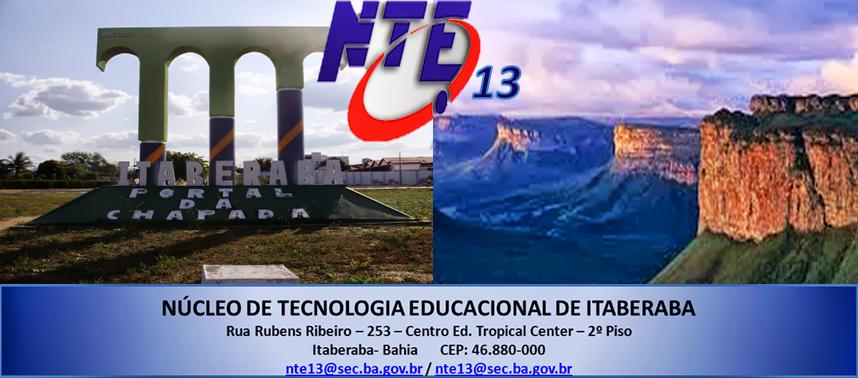 Núcleo de Tecnologia Educacional - NTE/13