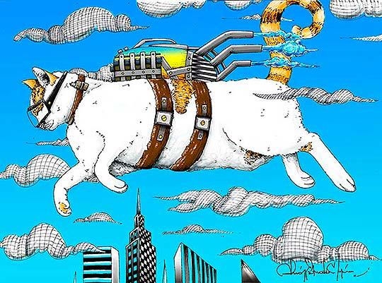 Ilustración de Adrián Estrada aka NautiloRojo