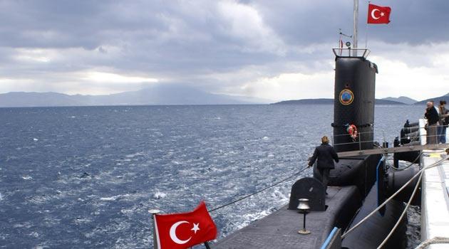 Τουρκικά υποβρύχια σχεδιάζουν να αποκλείσουν τα νησιά του Αιγαίου από την Ηπειρωτική Ελλάδα