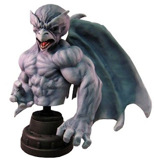 Dragon Man (Marvel Comics) Character Review - mini bust Product