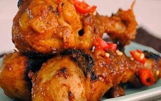 Resep Masakan Ayam Paniki Manado Pedas Gurih