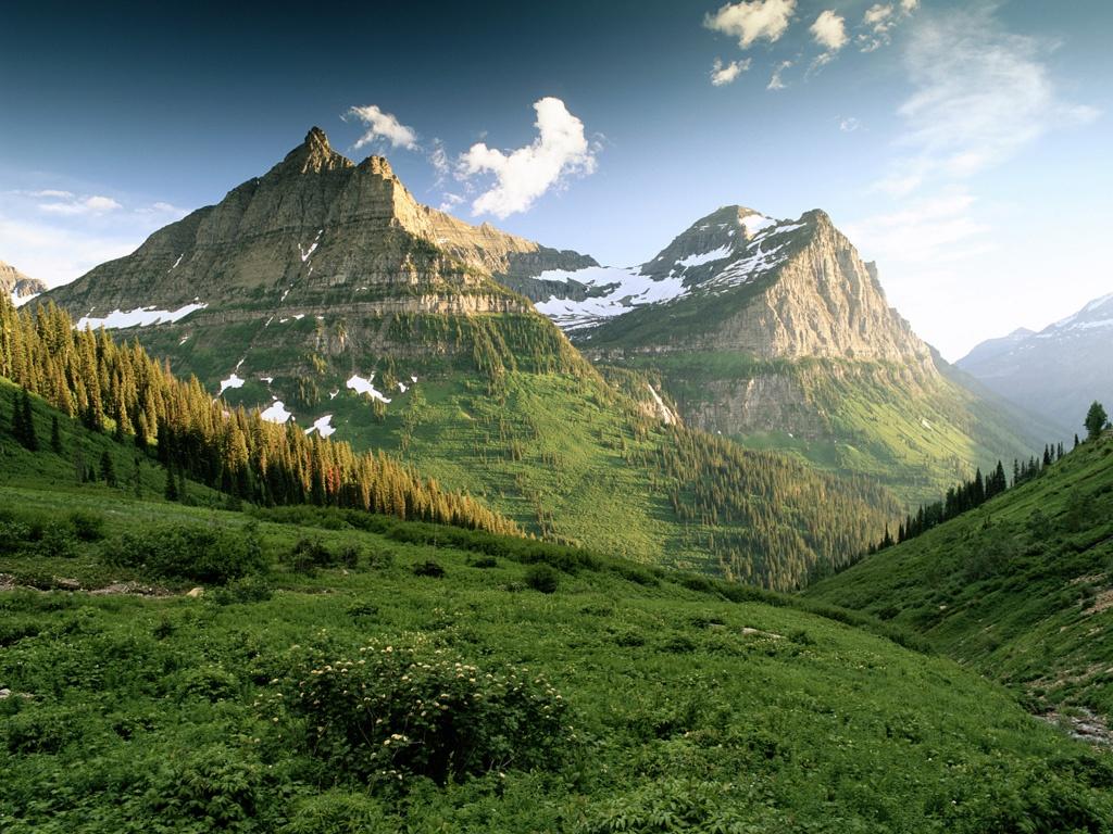 Hermosas fotografias monta as verdes - Fotos de relieve ...