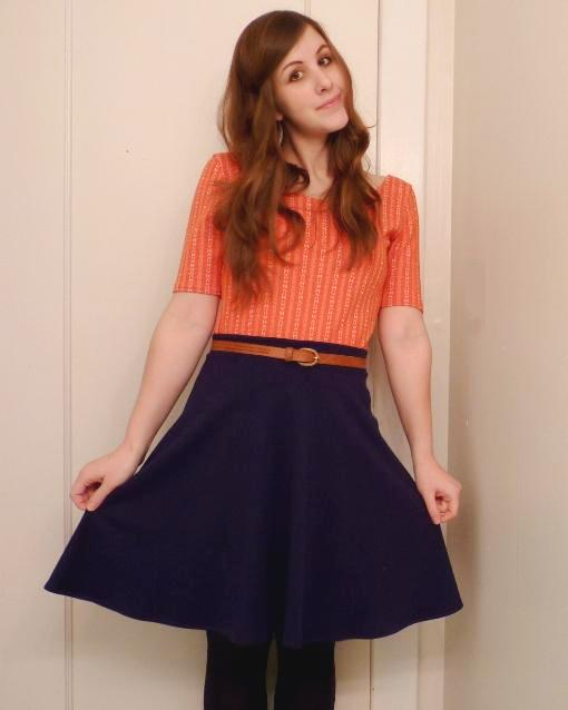 Four Square Walls Half Circle Skirt Best Thing Ive Ever Sewn