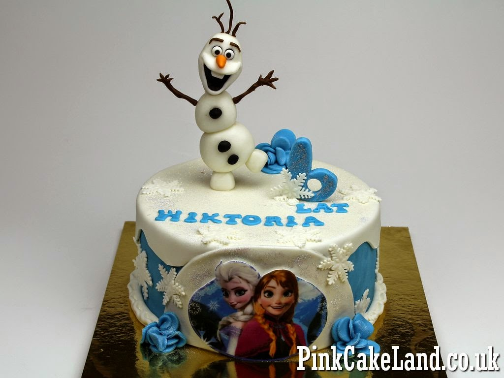 Frozen Cakes in London: Frozen Cakes in Kensington, London