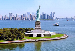 Patung Liberty New York