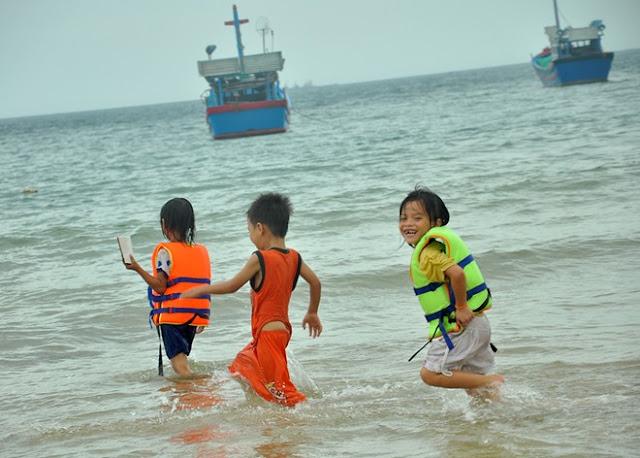 Trẻ em Phú Yên