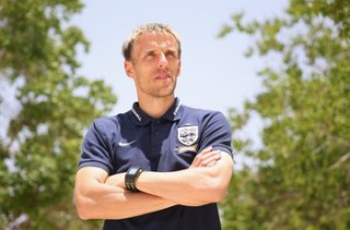 Phil Neville hangs em up authority sports