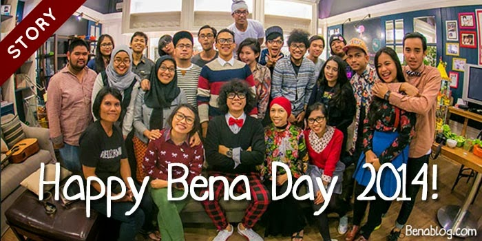 happy bena day 2014