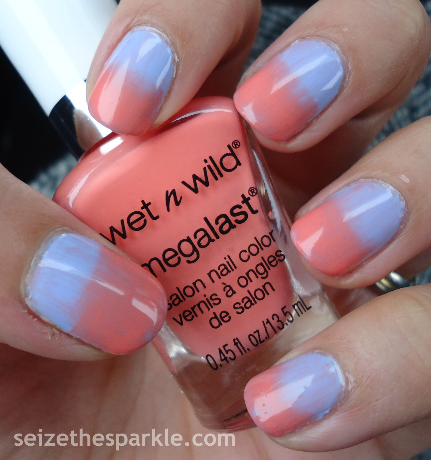 Wet n Wild Warm Filter & Wear Skinny Jeans Gradient Mani