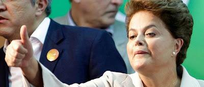 PT confirma Dilma como candidata à Presidência em 2014