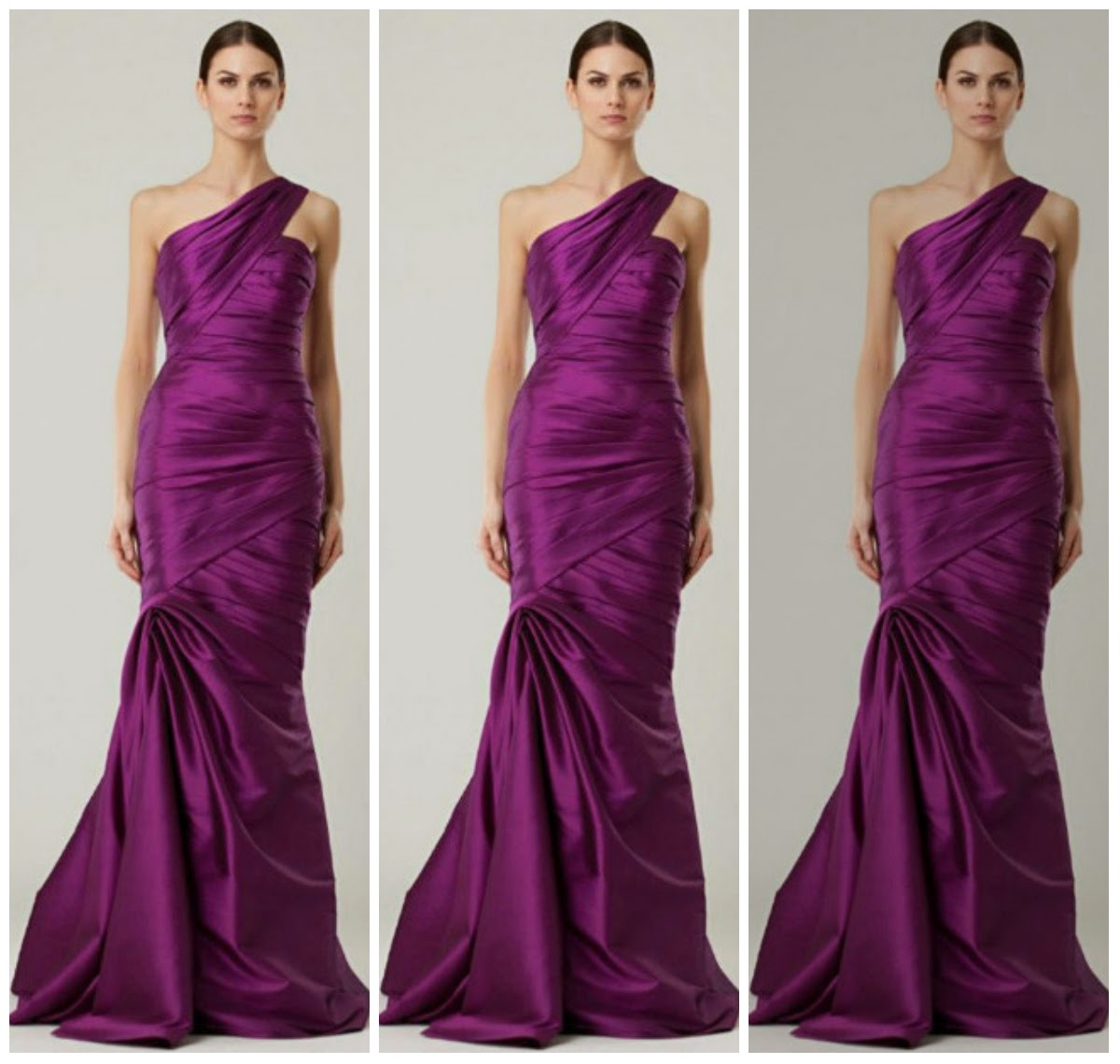 Bridesmaids in Color of the Year ~ Wedding Bells