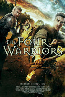 The Four Warriors 2015 online movie free
