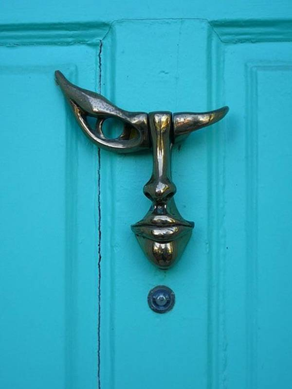 SEXY WOMAN 24 Creative Door Knockers
