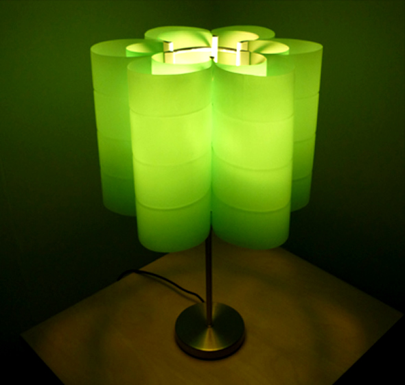 How to recycle recycled lampshades decorative lighting recycled plastic aloadofball Images