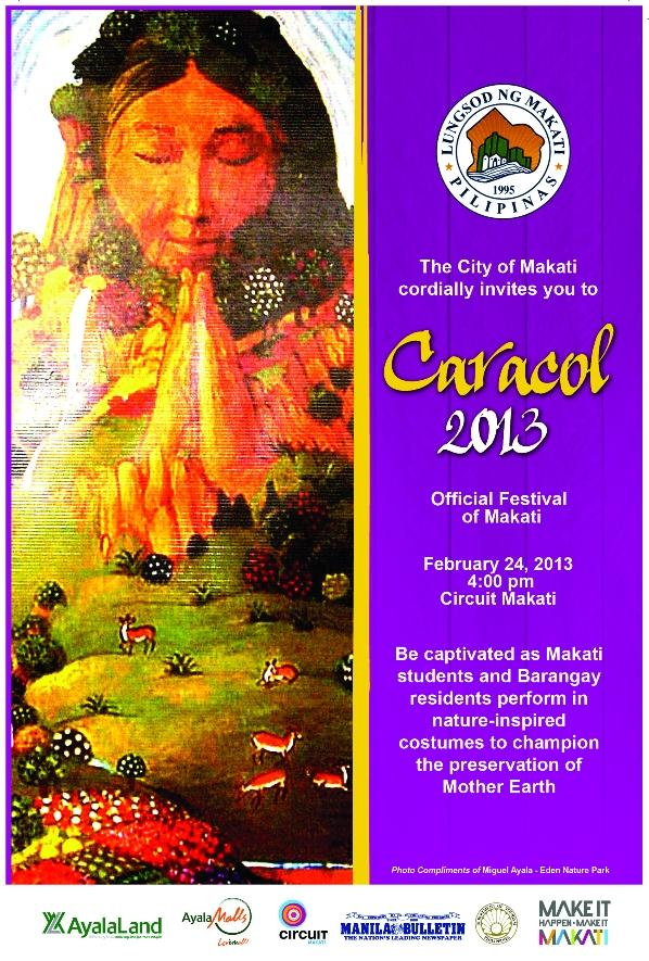 Makati City Caracol Festival 2013