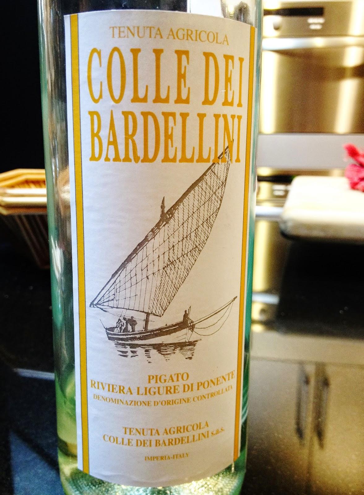 2013 Tenuta Agricola Colle dei Bardellini Pigato