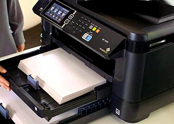 Epson WF-7620 overview