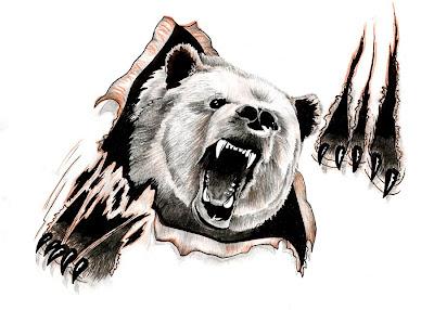 GRIFFE TATTOO Urso Fotos Desenhos E Tattoo