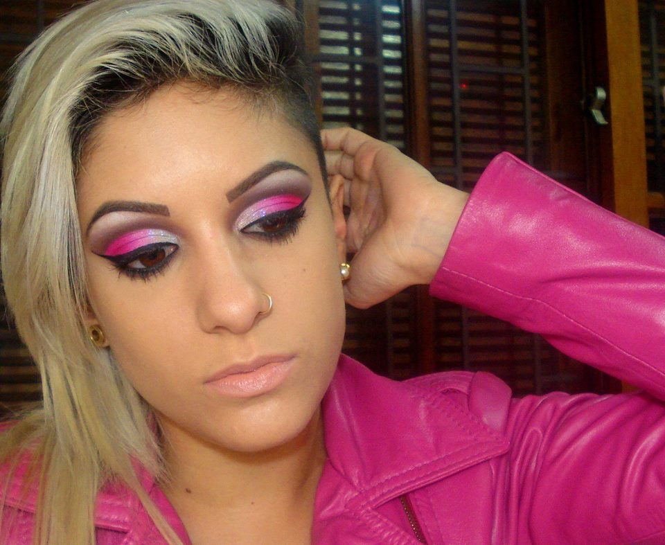 Tutorial de maquiagem Juliana Fochesato