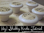 Shabby Knobs Tutorial