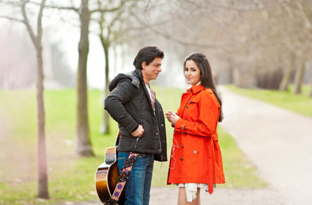 Katrina Kaif Shahrukh khan  new Movie London Isaq images