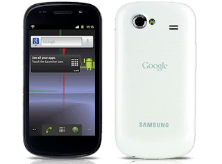 Google Nexus S Available In White
