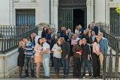 No dia 12 de Junho de 2015 as noivas de Sto António terão um dos nossos bouquets na mão. Radiantes!