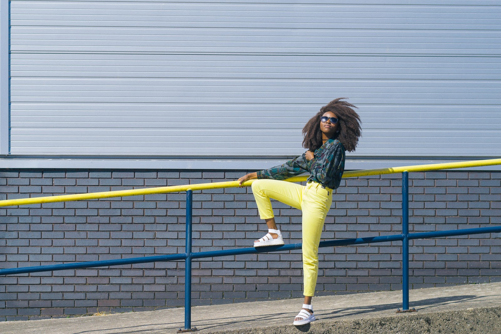 Dr. Martens StandForSomething Campaign by Oroma Roxella Rukevwe
