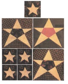 Block #6-July - Stars, Stars, Stars