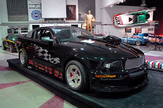 Black Ford Shelby GT500 Super Snake