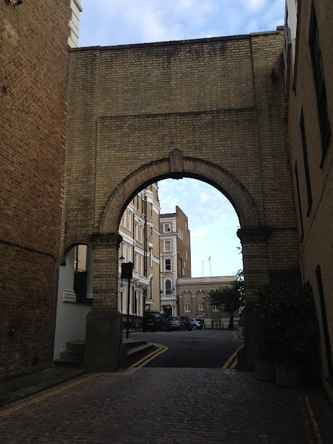 Cornwall Mews, Kensington, London W8