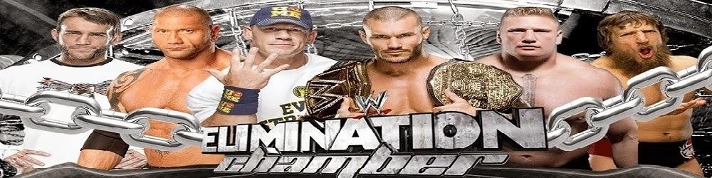 WWE Elimination Chamber - Wikipedia, la enciclopedia libre