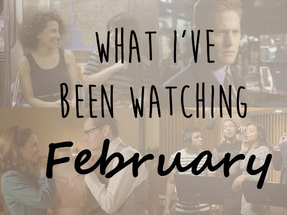 What I've Been Watching | February 2015