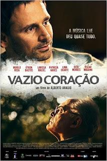 """Poster do filme """"Vazio Coração"""""""