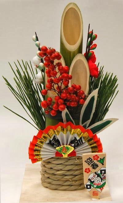 dekorasi hiasan bambu jepang