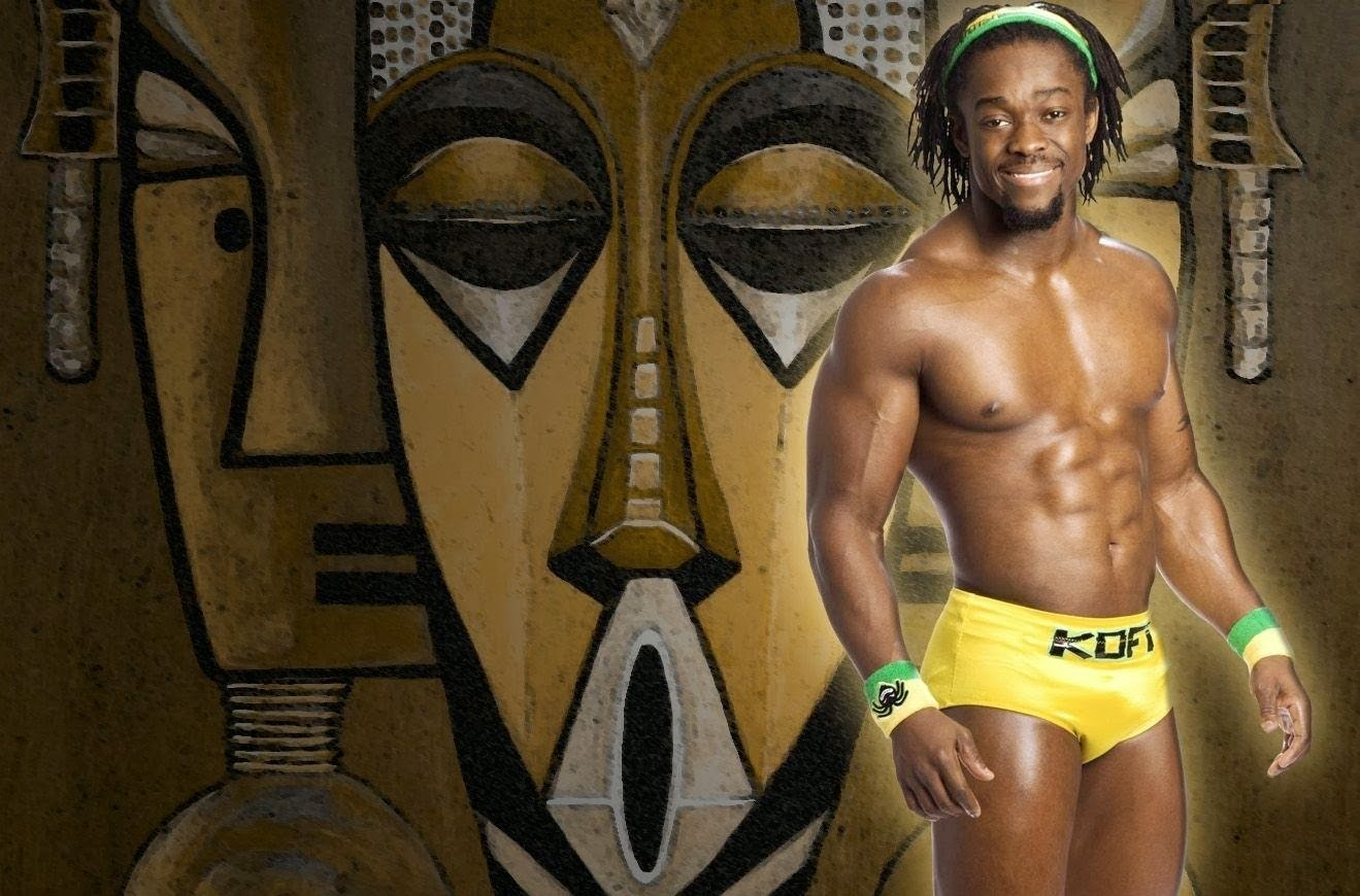 Kofi Kingston Hd Wallpapers Free Download