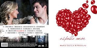CD Maria Cecília & Rodolfo – Espalhe Amor (2015)