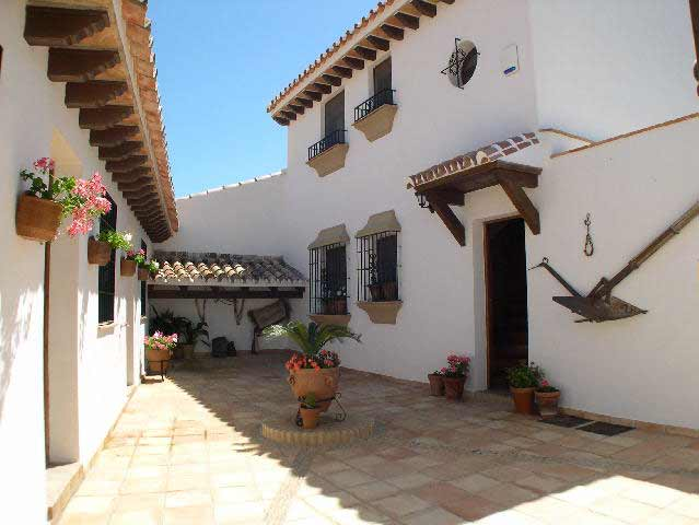 Tengase presente casas y patios de andaluc a - Patios interiores andaluces ...